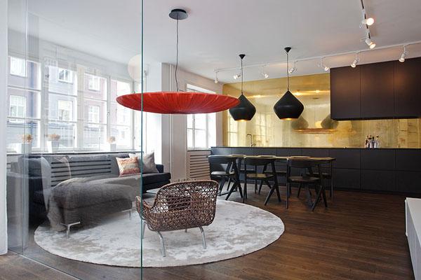 дизайн на малък апартамент